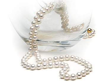 For centuries pearls enchanted people
